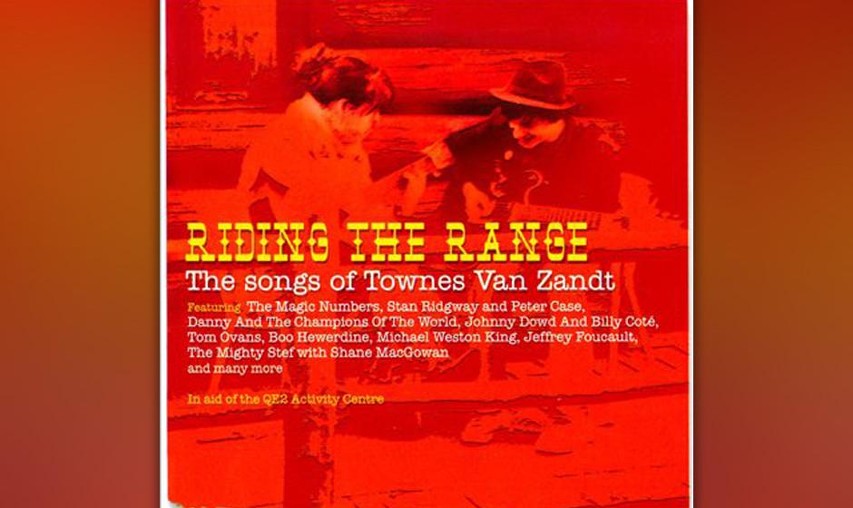 18. TOWNES VAN ZANDT: Riding The Range Ungebrochener letzter Vortrag des Songpoeten, zu Fiddle und Mandoline: erschütternd!