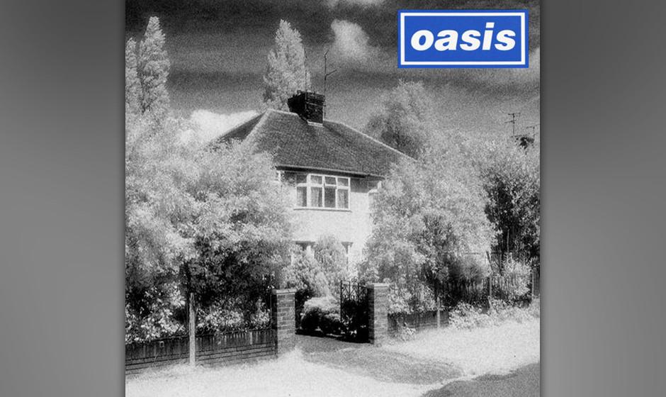 8. OASIS: Live Forever Das Britpop-Vergnügen war kurz, doch diese Single hat überdauert: immer erhebend!