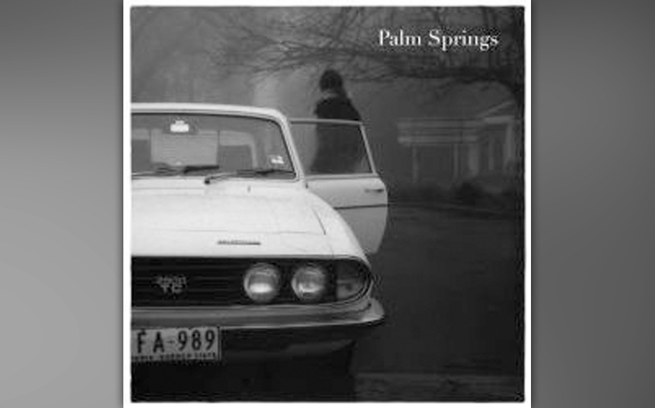 9. PALM SPRINGS: Could You Be Wrong Die Melancholiker aus Brighton mit ihrer euphorisierendsten Song-Dramaturgie: brill!