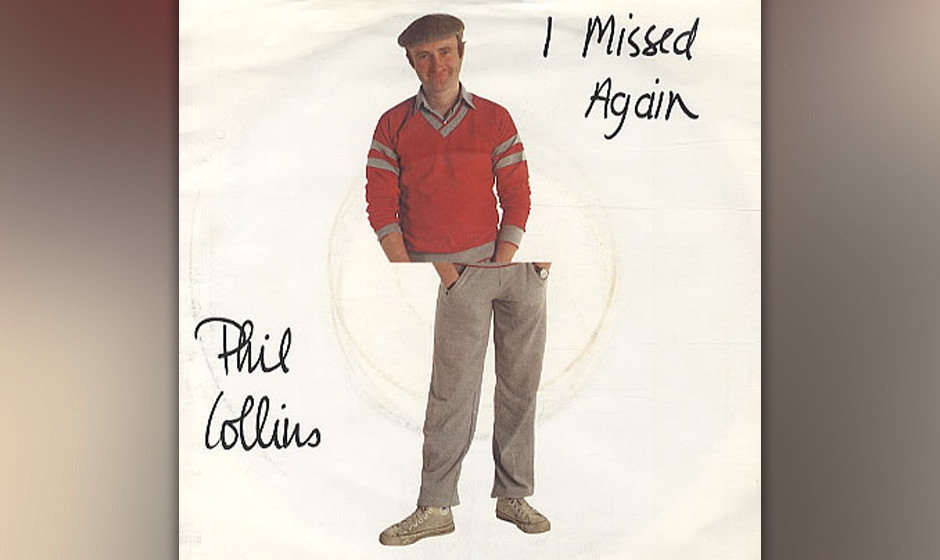 11. I Missed Again  Collins' bekanntestes Trennungslied, er klang auch nie wütender: 'You can feel it all around you, but it
