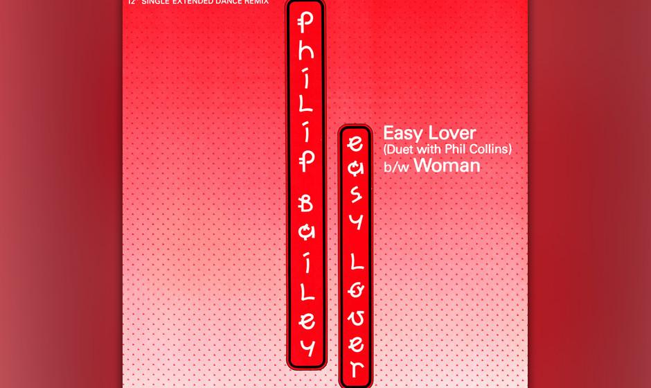 16. Easy Lover (mit Philip Bailey)  Das etwas schlechtere 'I Want to Know What Love Is' von Foreigner hielt diesen Knaller, e