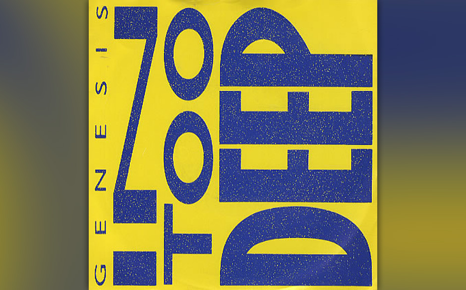17. In Too Deep  'Crying at the top of my voice / and no one listening' –Collins gelingt in dieser Ballade tatsächlich d