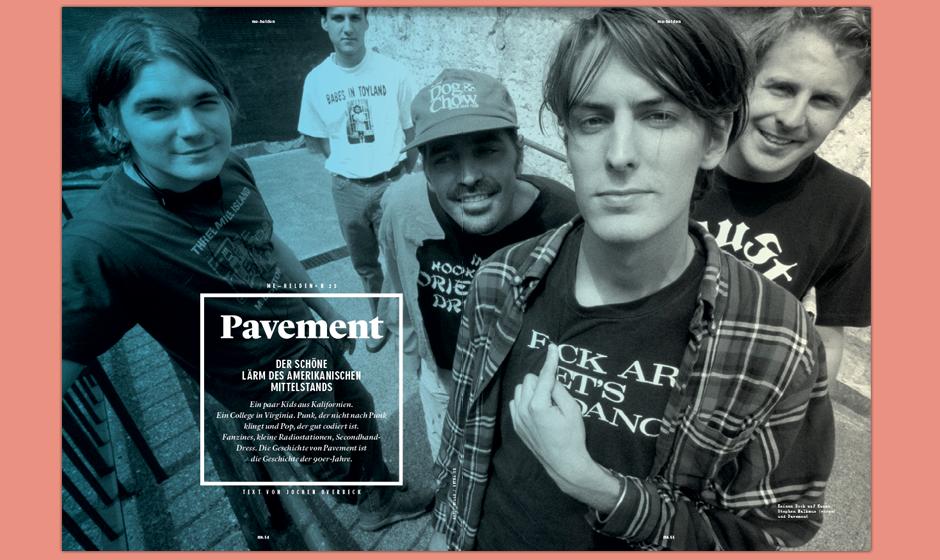 Pavement: Live längst wiedervereint, sind Pavement noch immer eine klasse besser als The Jicks. Dies wird auch Stephen Malkm