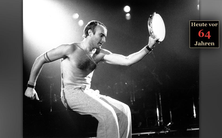 Die 25 besten Songs von Phil Collins und Genesis >>