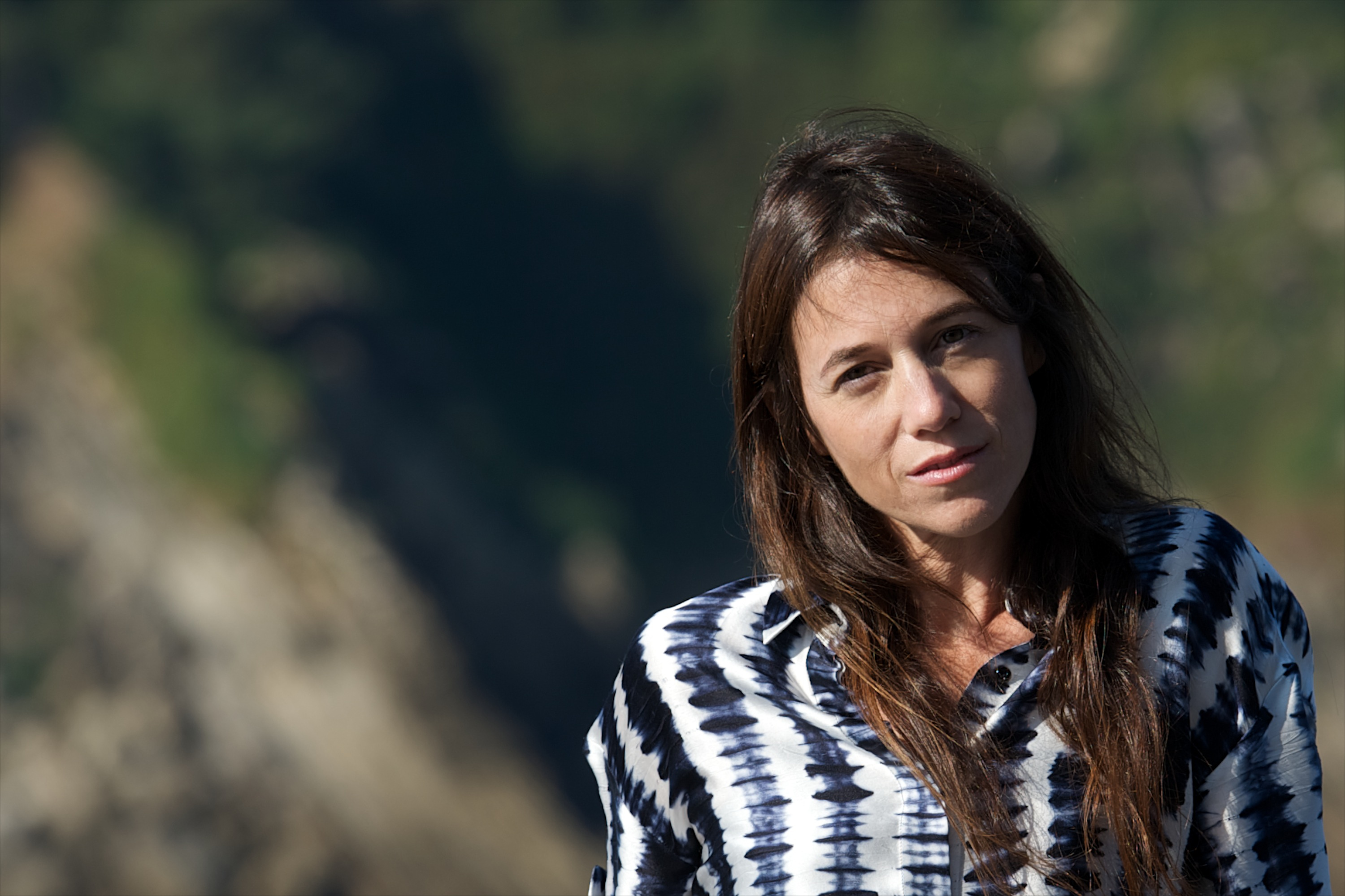 SAN SEBASTIAN, SPAIN - SEPTEMBER 27:  Actress Charlotte Gainsbourg attends the 'Samba' photocall at the Aquarium during the 6
