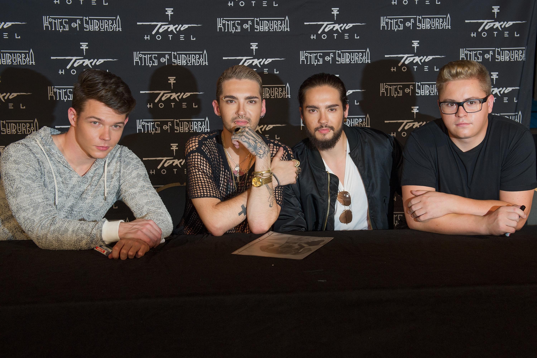 Tokio Hotel arbeiten in Berlin an neuem Album