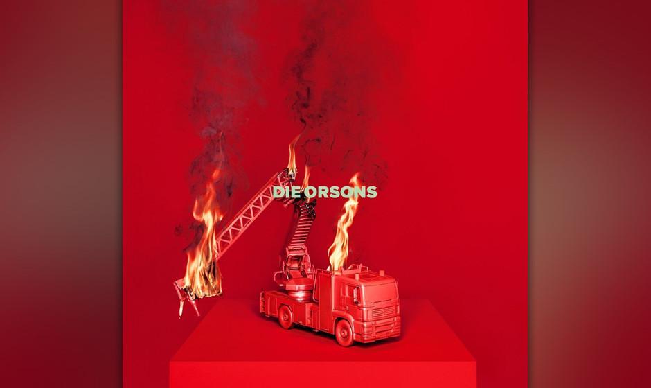 ...großer Erfolg für die deutsche Hip-Hop-Band Die Orsons - Platz Zwei...