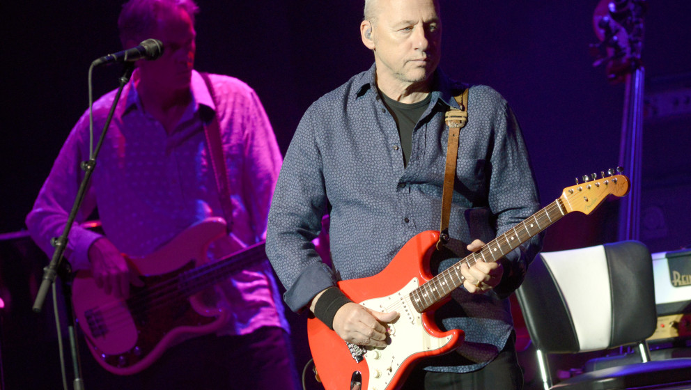 OAKLAND, CA - OCTOBER 28: Mark Knopfler performs in support his Privateering release at The Fox Theatre on October 28, 2013 i