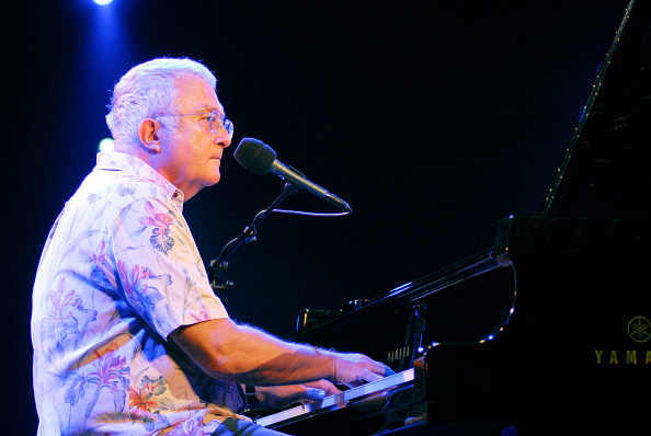 ROTTERDAM, NETHERLANDS - JULY 14: Randy Newman, vocals and piano, performs at the North Sea Jazz Festival in Ahoy on July 14t