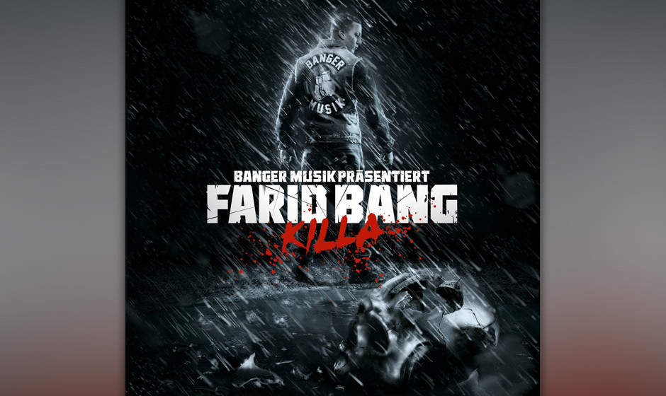 Kollegenschelte klappt immer: Platz eins geht an Farid Bang mit 'Asphalt Massaka 3'...