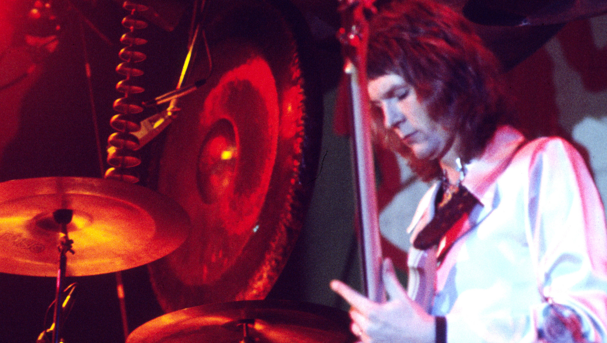Yes 1975 Chris Squire (Photo by Chris Walter/WireImage)