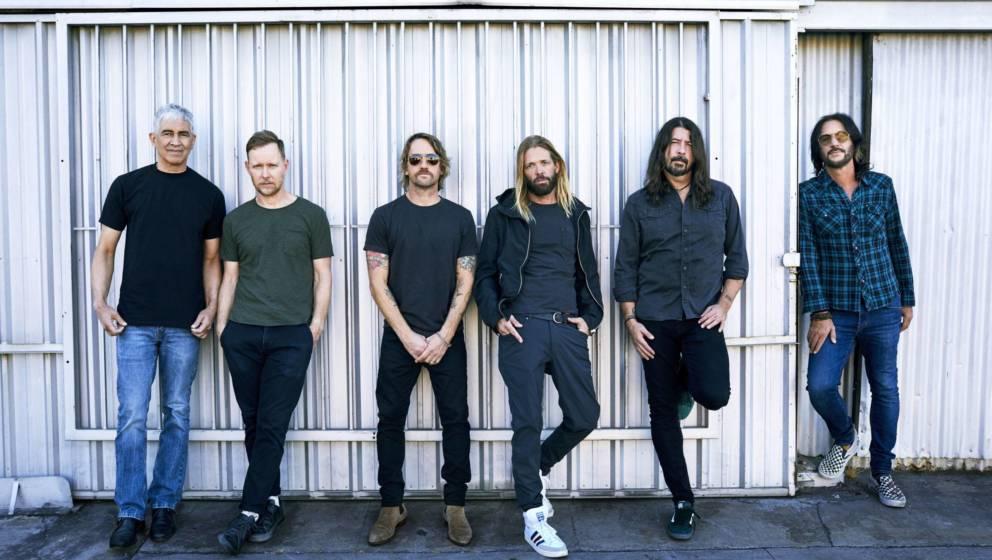 Foo Fighters Bandfop