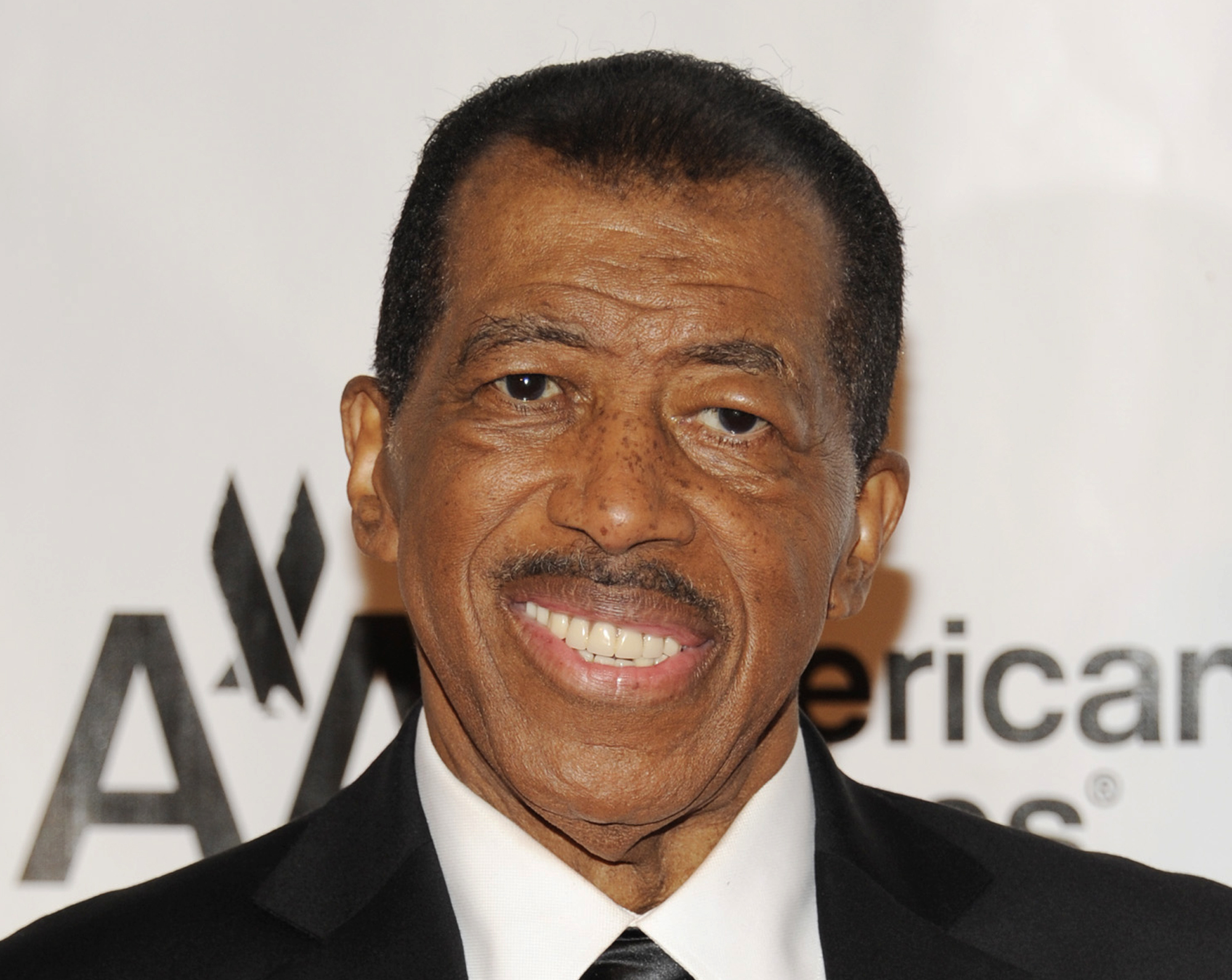 FILE - In this June 14, 2012, file photo, Towering Performance Award inductee Ben E. King arrives at the 2012 Songwriters Hal