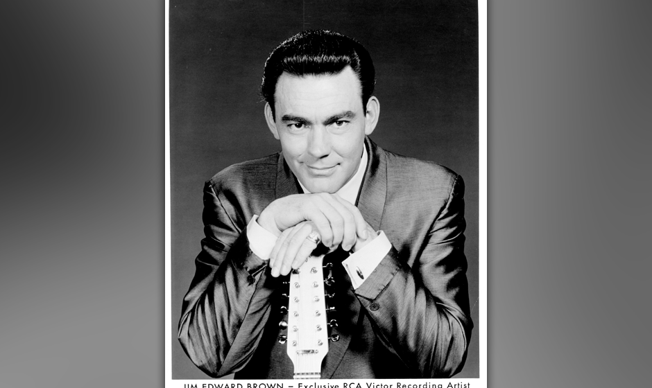 Jim Ed Brown  (* 1. April 1934 in Sparkman, Arkansas; † 11. Juni 2015 in Franklin, Tennessee)