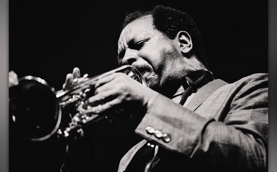 Ornette Coleman (* 9. März 1930 in Fort Worth, Texas; † 11. Juni 2015 in New York City)