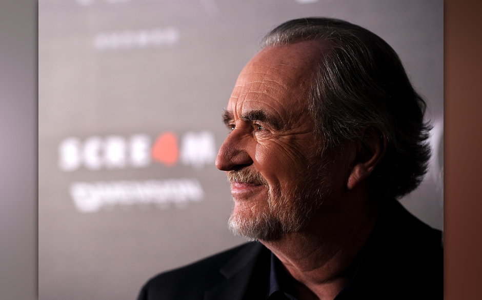 Wes Craven (* 2. August 1939 in Cleveland, Ohio; † 30. August 2015 in Los Angeles, Kalifornien)