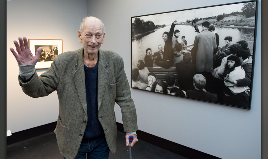 Will McBride (* 10. Januar 1931 in St. Louis, Missouri; † 29. Januar 2015 in Berlin)