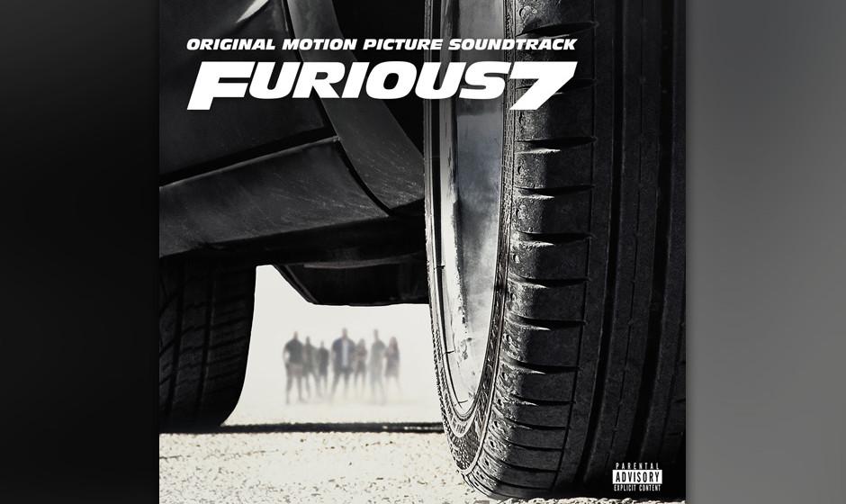...der Soundtrack von 'Fast & Furios7' ist auch in den USA erfolgreich; hierzulande ist Rang drei drin...