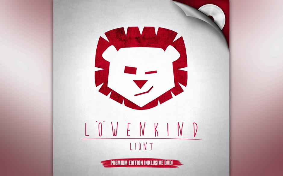 ...Klickrapper Liont gibt sein Charts-Debüt mit 'Löwenkind' gleich auf dem Silberrang