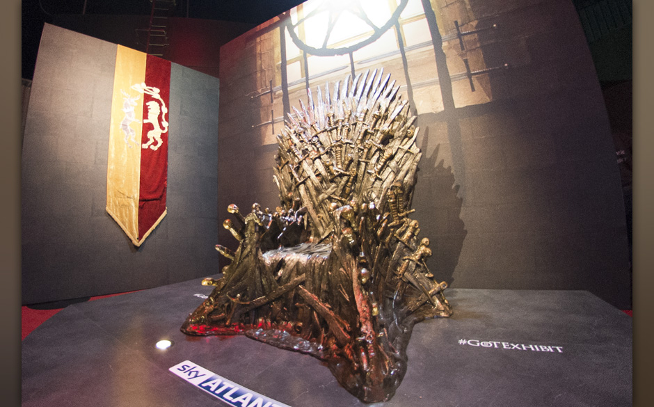 HBO Game of Thrones O2 London