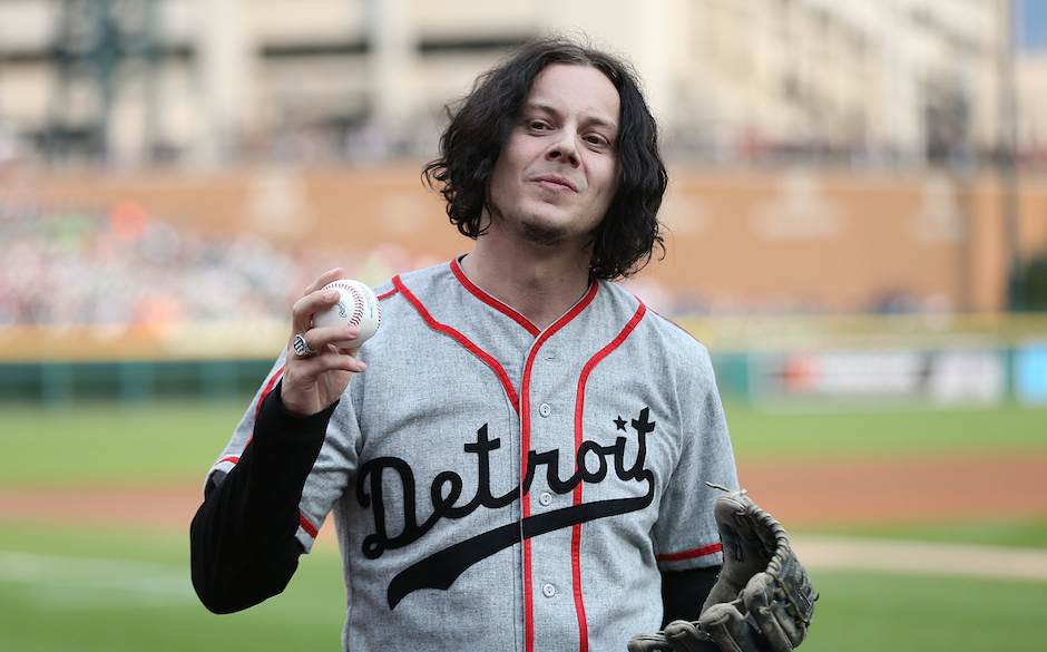 <> at Comerica Park on July 29, 2014 in Detroit, Michigan.