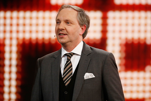 NUREMBERG, GERMANY - DECEMBER 13:  Olli Dittrich attends at the last broadcast of the Wetten, dass..?? tv show on December 13