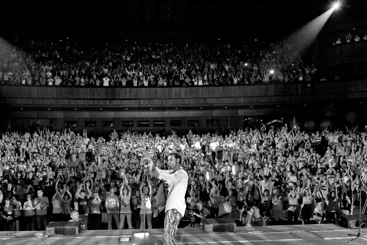 Serj Tankian live im Karen Demirchyan Sport-Concert Complex