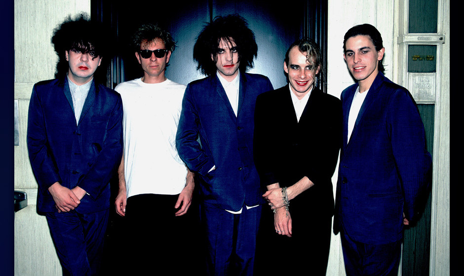 The Cure  (Photo by Paul Natkin/WireImage)