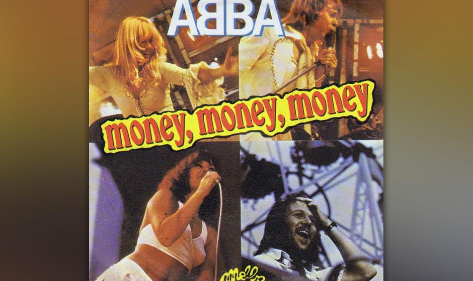 """15. 'Money Money Money'.  Neben """"Dancing Queen"""" und """"Knowing Me Knowing You"""" der dritte große Hit auf """"Arrival"""":"""