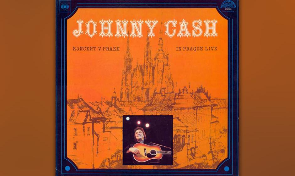 Johnny Cash - Koncert v Praze (In Prague- Live)