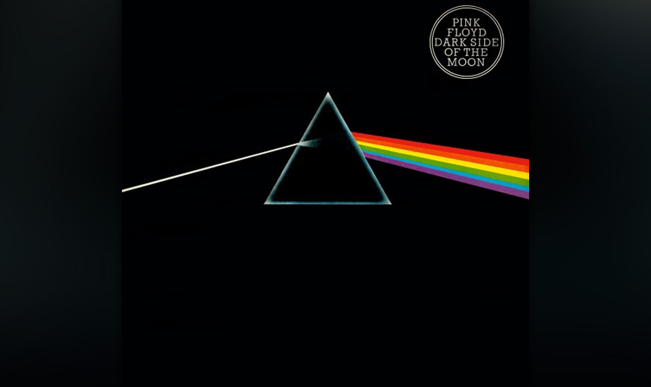 8. Pink Floyd: The Dark Side Of The Moon