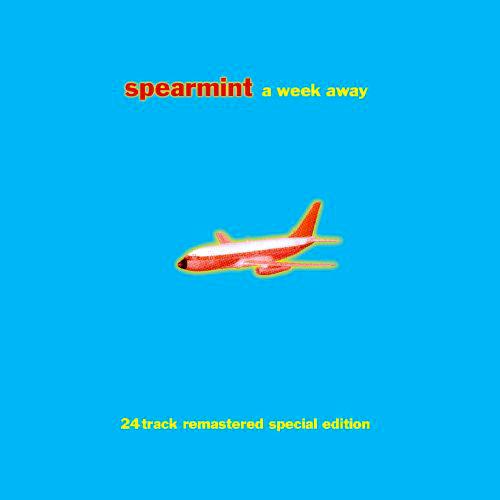 "Spearmint - 'A Week Away'  ""It pains me we live in a world where nobody's heard of Spearmint"", sagt Joseph Gordon-Levit"