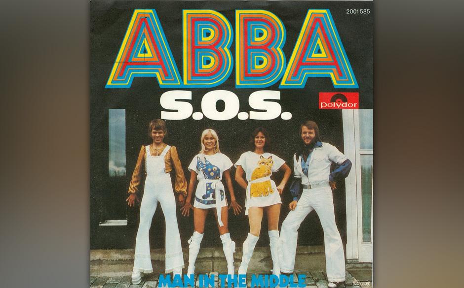13. 'S.O.S'.  Der entscheidende Hit auf dem dritten Album und damals omnipräsent: So überschwänglich und jubilierend war d