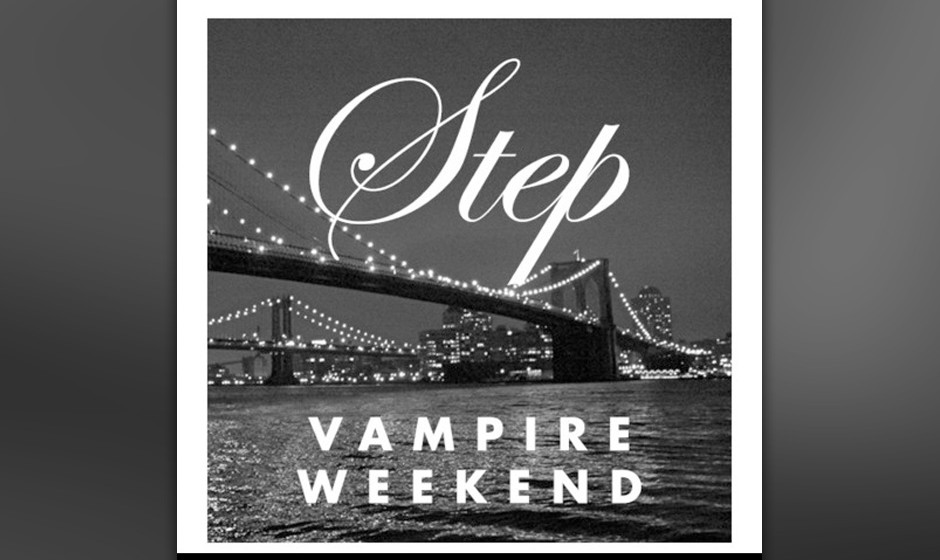 Vampire Weekend - Step 12' from the last LP 'Modern Vampires Of The City'
