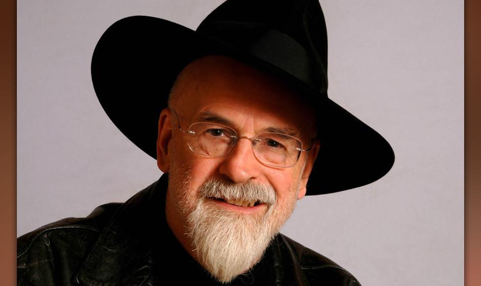 Portrait de l'ecrivain britannique Terence David John Pratchett dit Terry Pratchett. 11/2007 ©Effigie/leemage Keine Weiterga