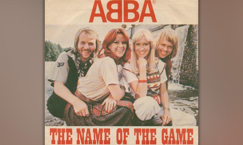 8. 'The Name Of The Game'.  Stevie Wonder's 'I Wish' stand Pate für diese herrlich verschleppte Slow-Disco-Nummer. Ein Muste