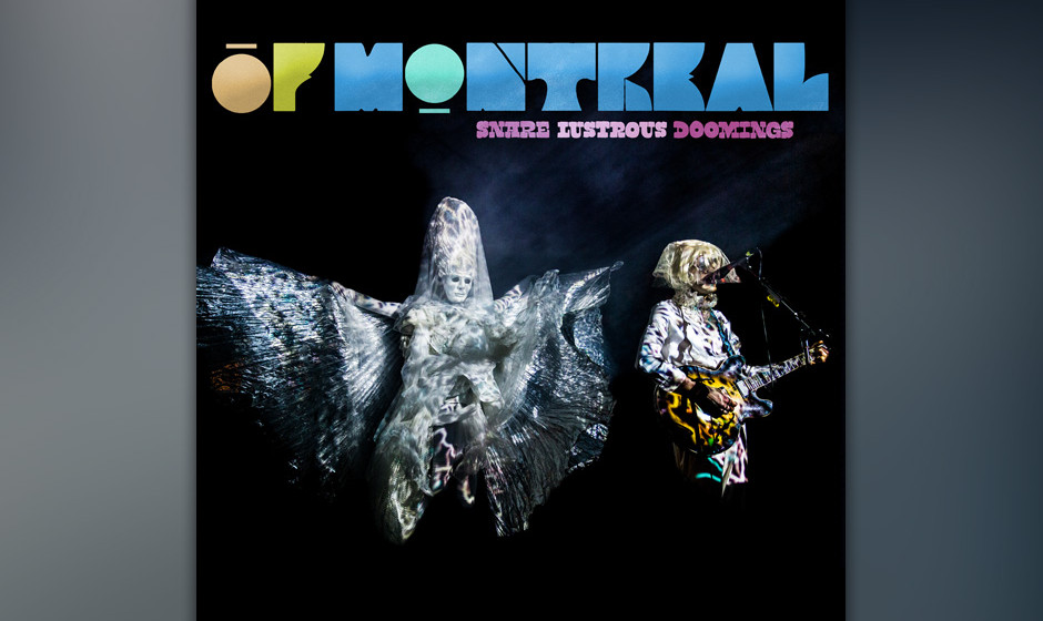 Of Montreal - Snare Lustrous Doomings