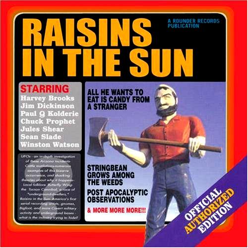 Raisins In The Sun - 'Raisins In The Sun'  Wenn zwei brillante, weithin ignorierte, sehr unterschiedliche Songwriter wie Chuc