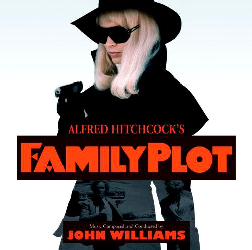 """John WIlliams - 'Family Plot'  """"Mr. Williams, Mord kann Spaß machen"""", sagte Hitchcock zu seinem Komponisten. Williams wa"""