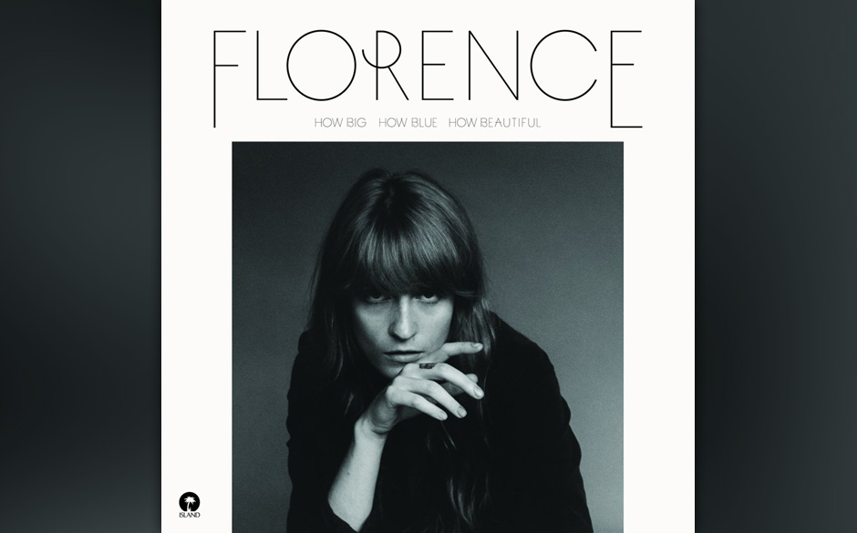 Florence And The Machine - 'How Big, How Blue, How Beautiful' (VÖ: 29.05.2015)