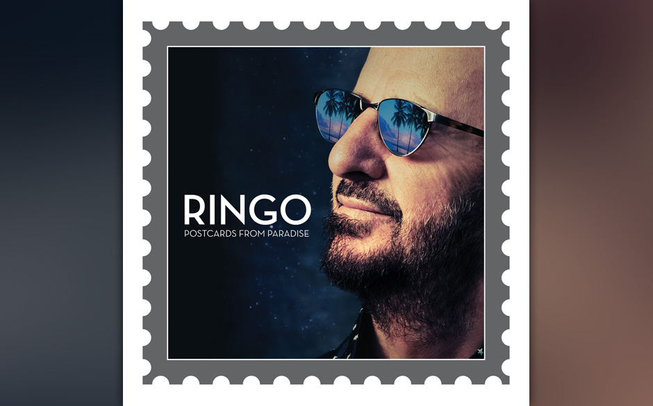 Ringo Starr - 'Postcards From Paradise'
