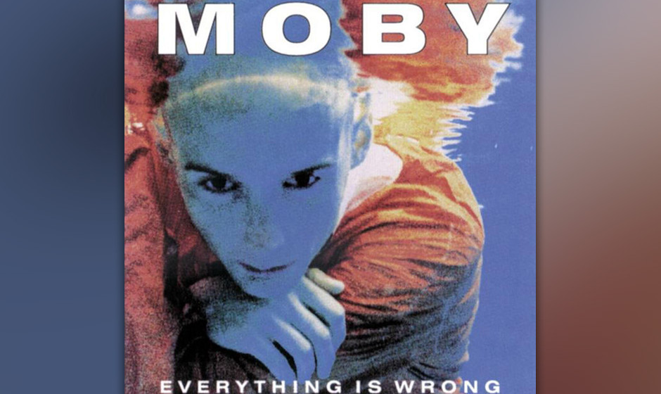 Moby: Everything Is Wrong