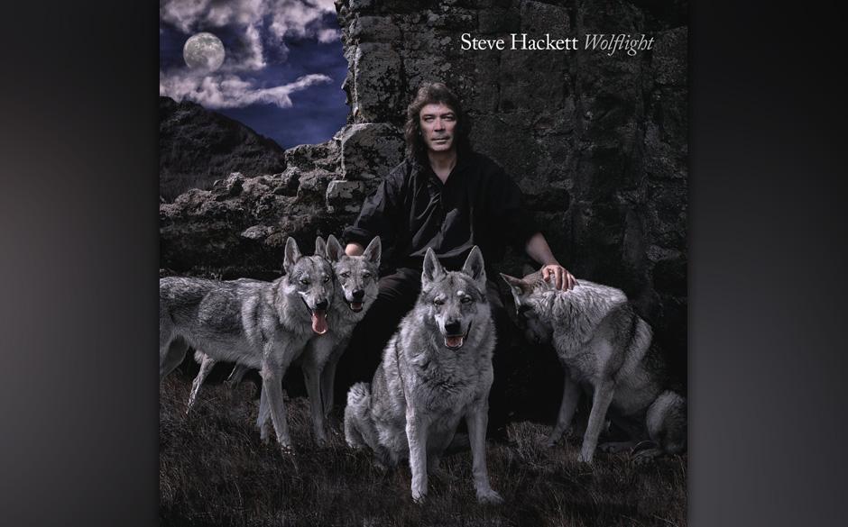 Steve Hackett - 'Wolflight'