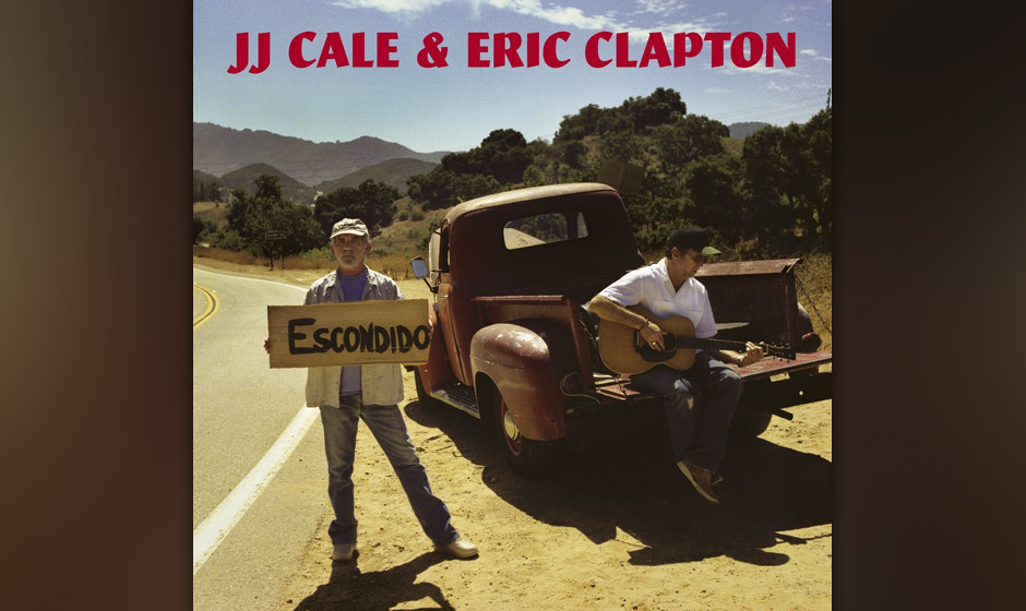 J. J. Cale &Eric Clapton - 'The Road To Escondido' (Reprise, 2006):  36 Jahre nach Claptons Coverversion von 'After Midnight'