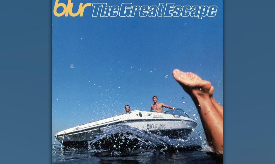 Blur: The Great Escape
