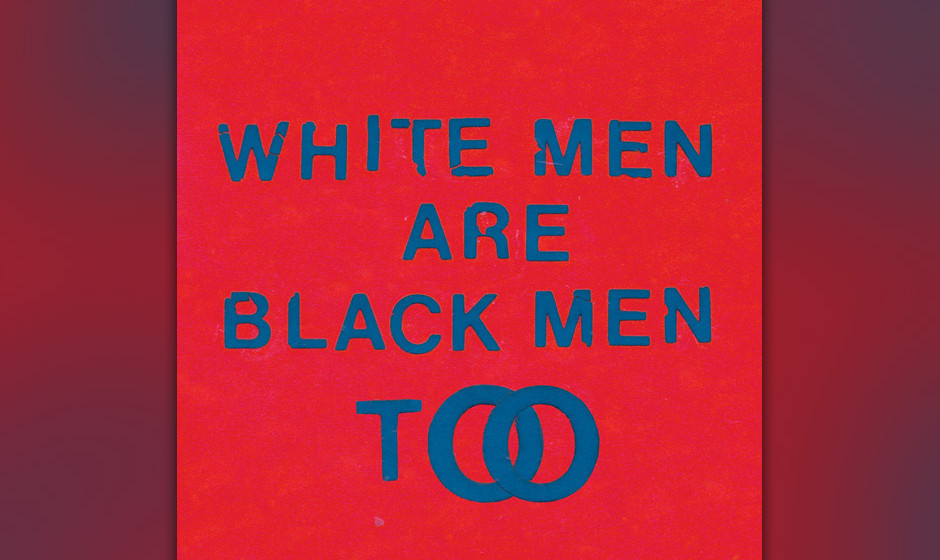 Young Fathers - 'White Men Are Black'