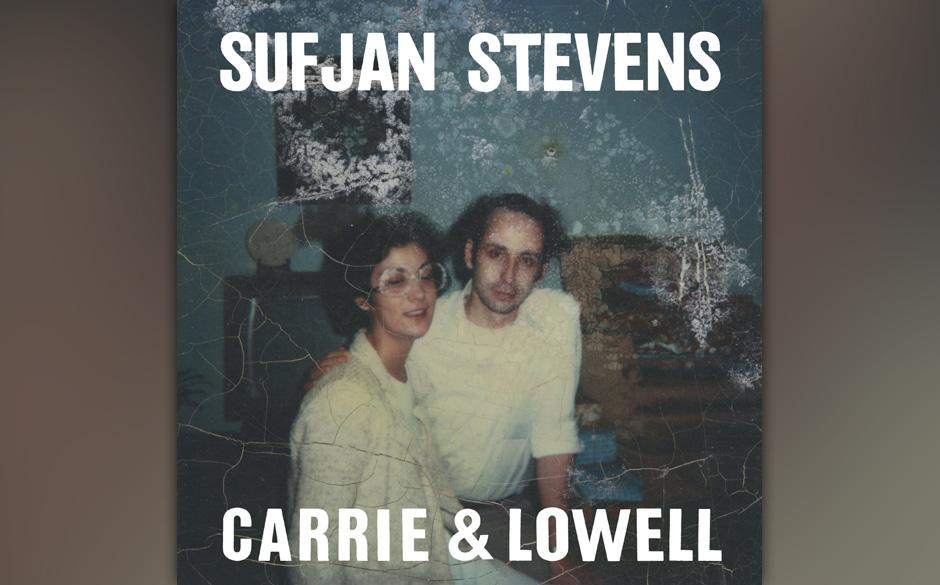 Sufjan Stevens - 'Carrie & Lowell'