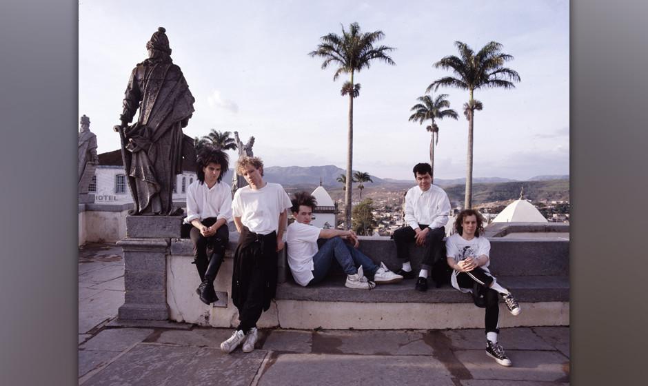 The Cure Brazil 1987 Brazil