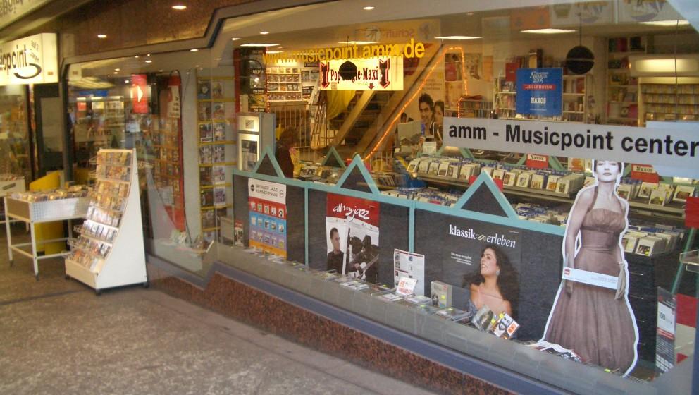 Plattenladen der Woche: AKTIV MUSICPOINT Kortumstr. 97 44787 Bochum