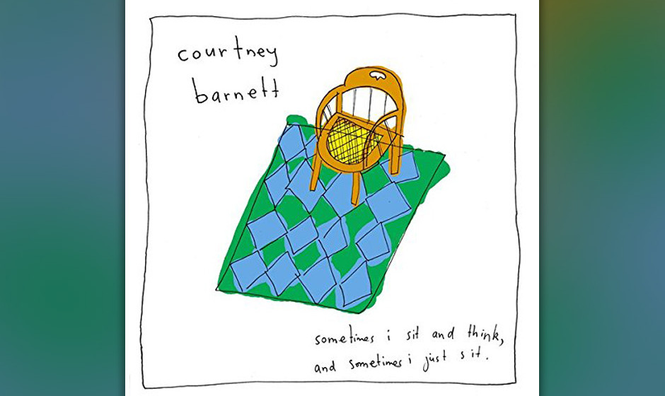 Courtney Barnett - 'Sometimes' (VÖ: 20.03.2015)